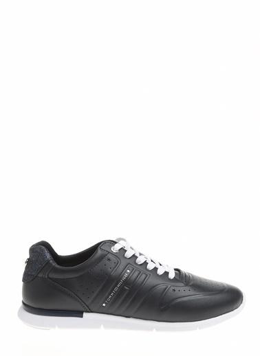 Tommy Hilfiger Kadın Glıtter Detaıl Lıght Sneakers FW0FW04141 Renkli